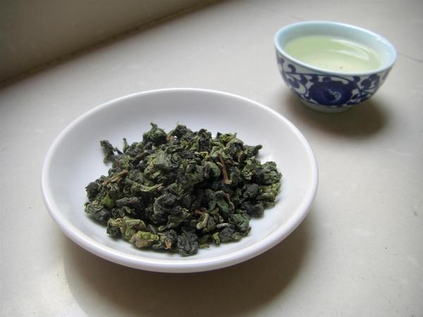 Loose leaf tie guan yin tea