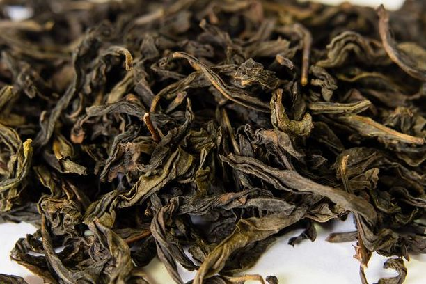 quality dahongpao loose leaf tea